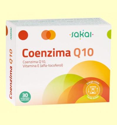 Coenzima Q10 - Sakai - 30 comprimidos *