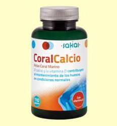 Coral Calcio - Sakai - 110 cápsulas