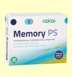 Memory PS - Sakai - 30 cápsulas
