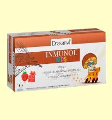 Inmunol Kids - Sistema Inmunitario - Drasanvi - 14 viales