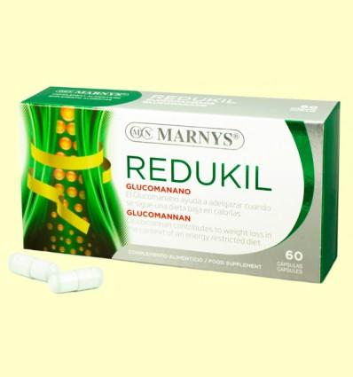 Redukil - Marnys - 60 cápsulas