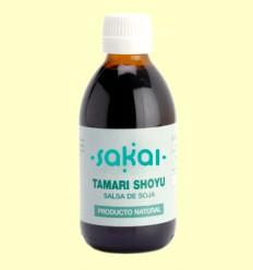 Tamari Shoyu - Salsa de Soja - Sakai - 250 ml