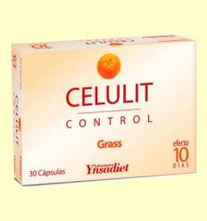 Celulit Control Grass - Ynsadiet - 30 cápsulas