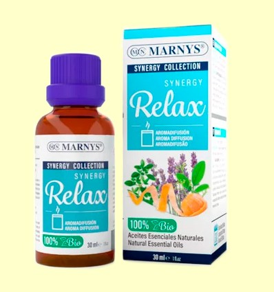 Synergy Relax - Marnys - 30 ml
