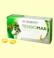 Tensiomar - Marnys - 60 cápsulas