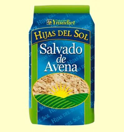 Salvado Integral de Avena - Hijas del Sol - 350 gramos