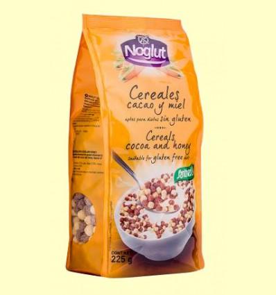 Noglut Cereales Cacao y Miel - Santiveri - 225 gramos