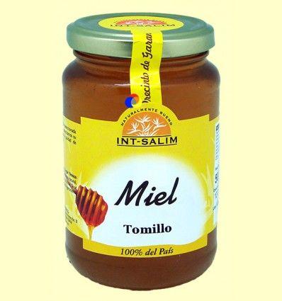 Miel de Tomillo - Int Salim - 500 gramos
