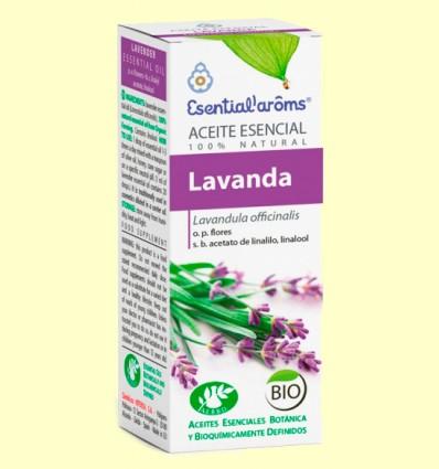 Aceite Esencial Lavanda Bio - Esential Aroms - 10 ml
