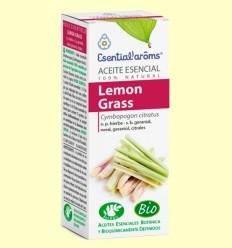 Aceite Esencial Lemon-Grass - Esential Aroms - 10 ml