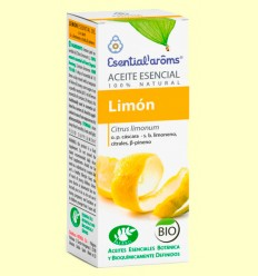 Aceite Esencial Limón - Esential Aroms - 15 ml