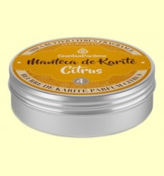 Manteca de Karité 4 Citrus - Esential Aroms - 15 gramos
