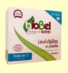 Pastillas Lavavajillas Eco - Biobel - 30 unidades