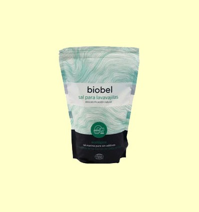 Sal Lavavajillas Eco - Biobel - 2 kg