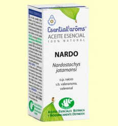 Aceite Esencial Nardo - Esential Aroms - 5 ml