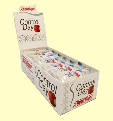 Barrita Control Day - Yogur - NutriSport - 28 barritas