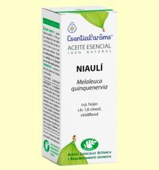 Aceite Esencial Niaoulí - Esential Aroms - 10 ml