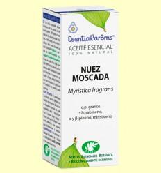 Aceite Esencial Nuez Moscada - Esential Aroms - 10 ml
