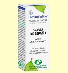 Aceite Esencial Salvia de España - Esential Aroms - 10 ml