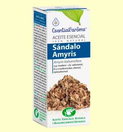 Aceite Esencial Sándalo Amyris - Esential Aroms - 10 ml