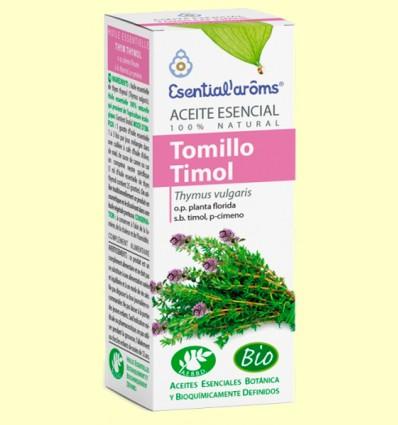 Aceite Esencial Tomillo Timol Bio - Esential Aroms - 10 ml