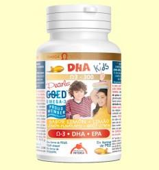 DHA Niños - Omega 3 - Intersa - 90 perlas