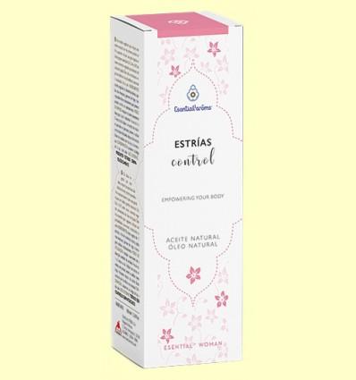 Aceite Natural Estrías Control - Esential Aroms - 100 ml