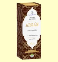 Aceite Vegetal Virgen de Argán Bio - Esential Aroms - 50 ml