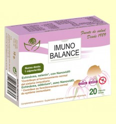 Imunobalance - Sistema Inmunitario - Bioserum - 20 cápsulas