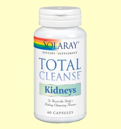 Total Cleanse Kidney - Solaray - 60 cápsulas