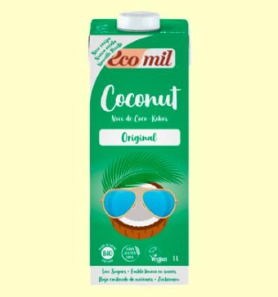 Leche de Coco Agave Original Bio - EcoMil - 1 litro