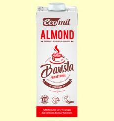 Bebida de Almendra Barista Bio - EcoMil - 1 litro