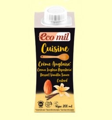 Crema Inglesa Bio - EcoMil - 200 ml