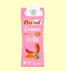 Crema India Bio - EcoMil - 200 ml