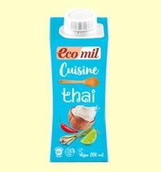 Cuisine Thai Bio - EcoMil - 200 ml