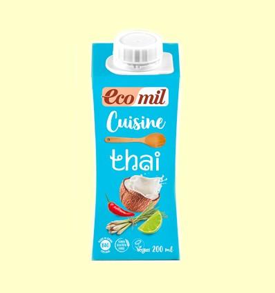 Crema Thai Bio - EcoMil - 200 ml
