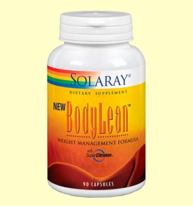 Body Lean - Solaray - Mantener la línea - 90 cápsulas
