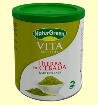 BarleyGrass Bio - NaturGreen - 200 gramos