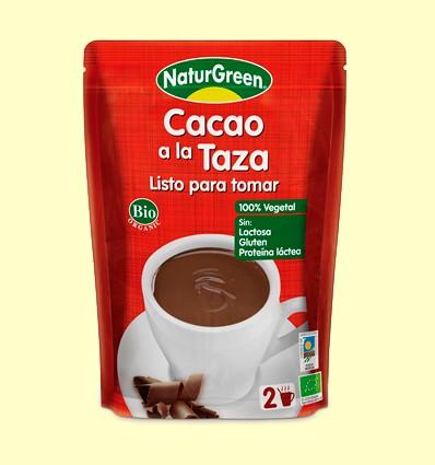 Cacao a la Taza Bio - NaturGreen - 330 ml