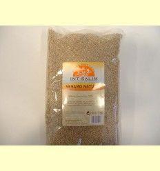 Semillas de Sésamo Natural - Int-Salim - 1 Kg