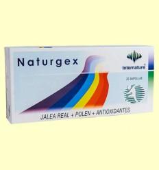 Naturgex - Internature - 20 ampollas