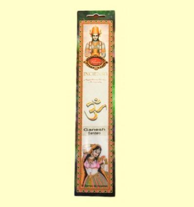 Incienso Ganesh Sándalo - Flaires - 16 barras