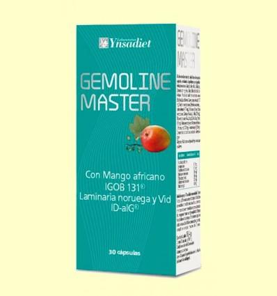 Gemoline Master - Control del peso - Ynsadiet - 30 cápsulas