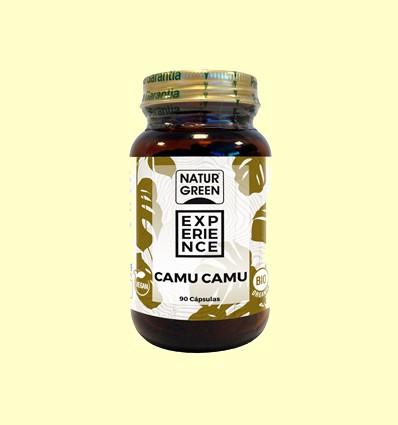 Experience Camu Camu Bio - NaturGreen - 90 cápsulas
