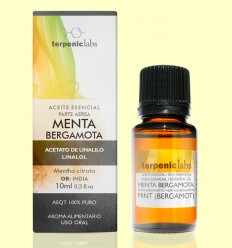 Menta Bergamota - Aceite Esencial - Terpenic Labs - 10 ml