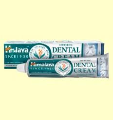 Crema Dental de Sal - Himalaya Herbals - 100 gramos