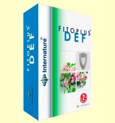 Fitoplus Def - Internature - 30 cápsulas