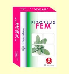 Fitoplus Fem - Internature - 30 cápsulas