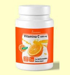 Vitamina C 1000 mg - Plameca - 120 cápsulas