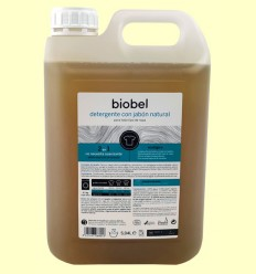 Detergente Líquido Eco - Biobel - 5 litros